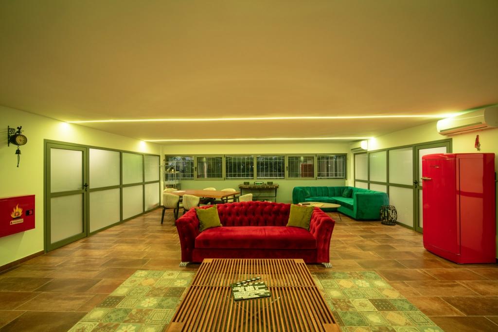 Seagullspace lounge area